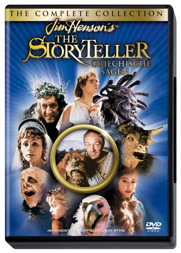 Jim Henson's The Storyteller - The Complete Collection: Griechische Sagen