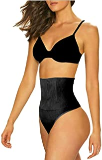 102B Thong - Womens Waist Cincher Body Shaper Trainer Girdle Faja Tummy Control Underwear Shapewear (Plus Size)