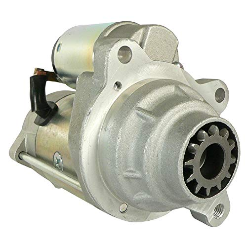 DB Electrical SFD0122 New Starter For 6.4L 6.4 Ford F150 F250 F350 Diesel Truck 08 09 10 2008 2009 2010 410-14080 7C3T-11000-AA 7C3T-11000-AB 7C3Z-11002-AA