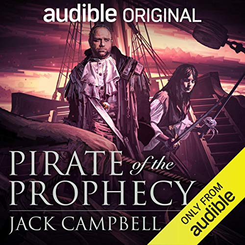 Pirate of the Prophecy cover art
