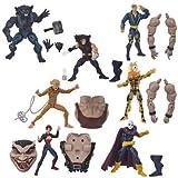X-Men Marvel Legends Wave 5 Set of 7 Figures (Sugar Man BAF)