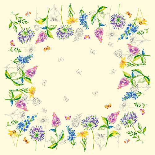 Duni Dunisilk Mitteldecken Sweet Spring 84x84 cm 20 Stück, Dunisilk Mitteldecken Ostern, Dunisilk Mitteldecken Frühling