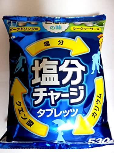 カバヤ食品 塩分チャージタブレッツ 530g