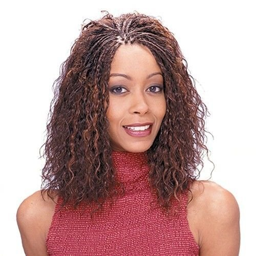 "Shake N Go MilkyWay 100% Human Hair Braid - Super Bulk 18"" #1"