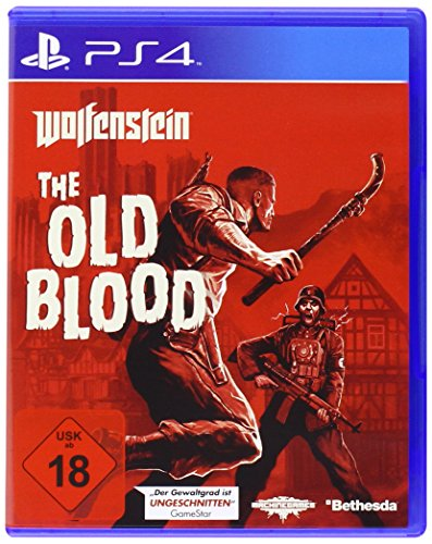 Wolfenstein: The Old Blood [Importación Alemana]