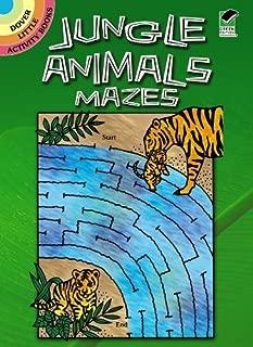 Jungle Animals Mazes (Dover Little Activity Books)