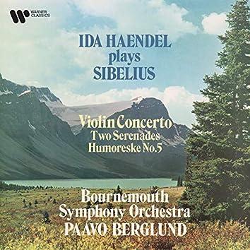 Sibelius: Violin Concerto, Serenades & Humoreske No. 5