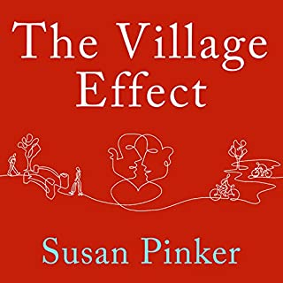 The Village Effect audiobook cover art