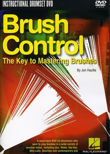 Brush Control - the Key to Mastering Brushes [Reino Unido] [DVD]