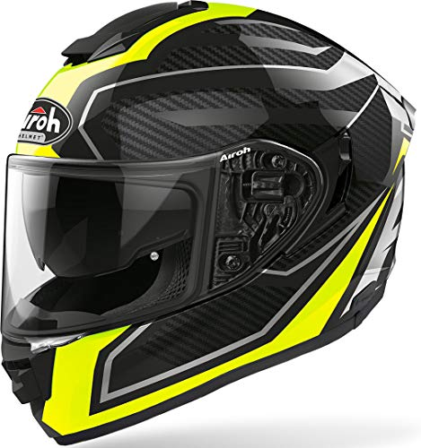 Airoh CASCO ST.501 PRIME YELLOW GLOSS L
