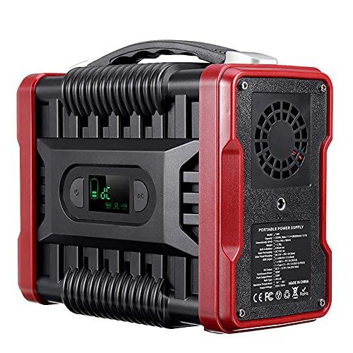 200W 60000Mah Power Station Portatile Batteria Al Litio Di Backup CPAP Con Porta USB, Schermo A LED, Per Campeggio, Camper, Outdoor, Off-Grid