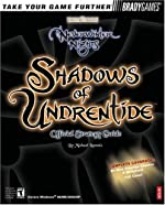 Neverwinter Nights? - Shadows of Undrentide Official Strategy Guide de Michael Lummis