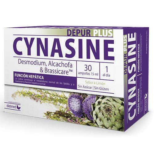 DietMed Cynasine Depur Plus - 30 Unidades