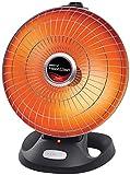 Heat Dish Parabolic Electric Heater
