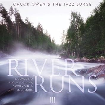 River Runs: A Concerto for Jazz Guitar, Saxophone, & Orchestra