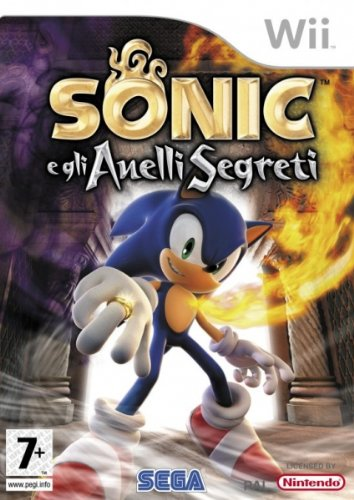 SEGA Sonic and the Secret Rings, Wii - Juego (Wii)