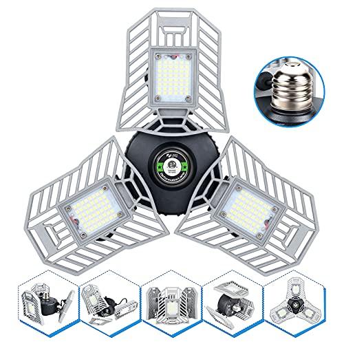 JMTGNSEP Deformable LED Garage Lights