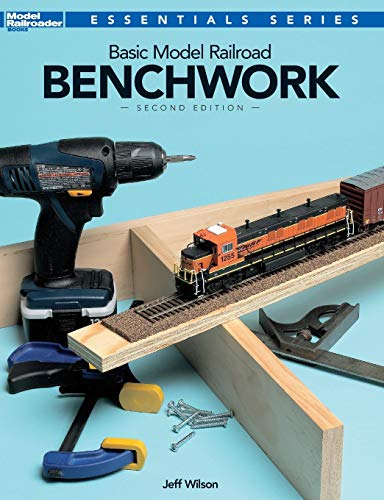 Compare Textbook Prices for Basic Model Railroad Benchwork,  Essentials 2nd ed. Edition ISBN 0064465124695 by Wilson, Associate Professor of Religious Studies and East Asian Studies Jeff
