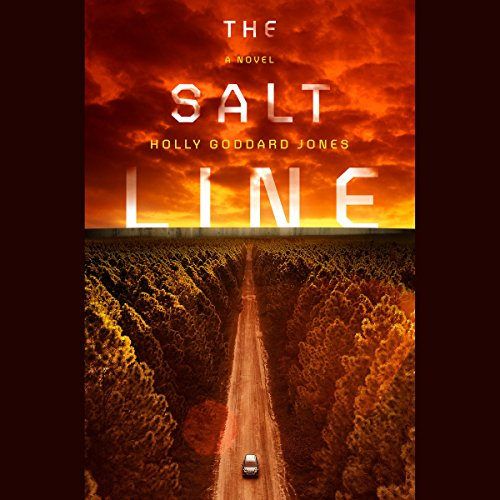Page de couverture de The Salt Line