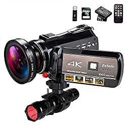 best top rated full spectrum camcorder 2021 in usa