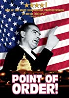 Point of Order [DVD]