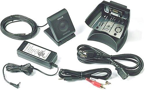 Kenwood KPA-H2H Home Docking Kit for KTC-H2A1 Here2Anywhere Portable Sirius Satellite Tuner