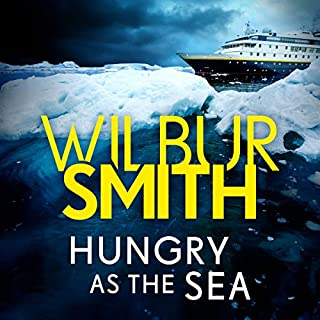 Hungry as the Sea cover art