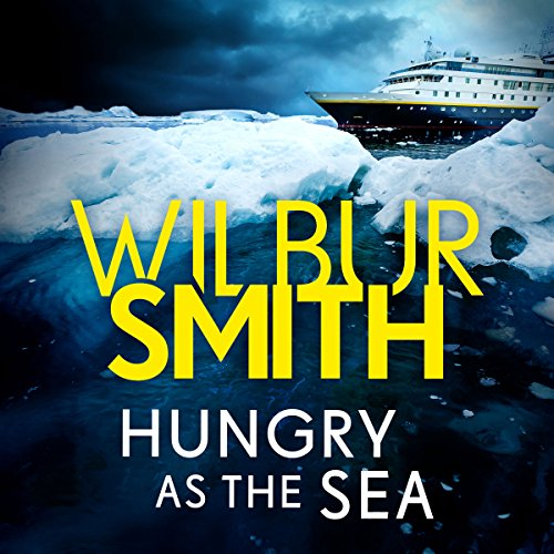 Hungry as the Sea audiobook cover art