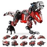 AUYYOSK Dinosaur Building Toys,782 Pieces...