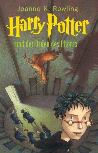 Harry Potter Und Der Orden Des Phonix Buch 5 German Edition Kindle Edition By Rowling Joanne K Children Kindle Ebooks Amazon Com
