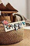 Dinosaur Design Custom Name Puzzle for Kids, Montessori Toys...