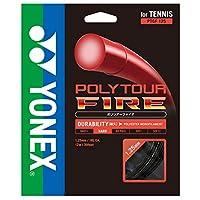 YONEX「POLY TOUR FIRE 125 PTGF125」硬式テニスストリング