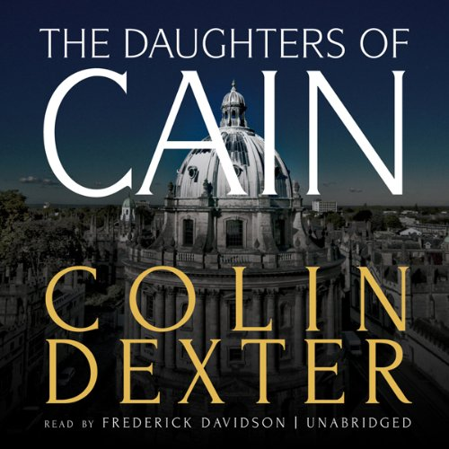 The Daughters of Cain cover art