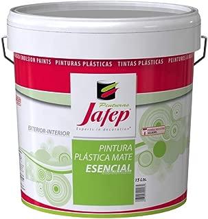 JAFEP Plastico Mate Esencial Clásico 15 L