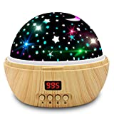 Star Projector Night Light Kids Projector with Timer Baby Night Light Projector for Children Toys Light Boys Girls Gifts
