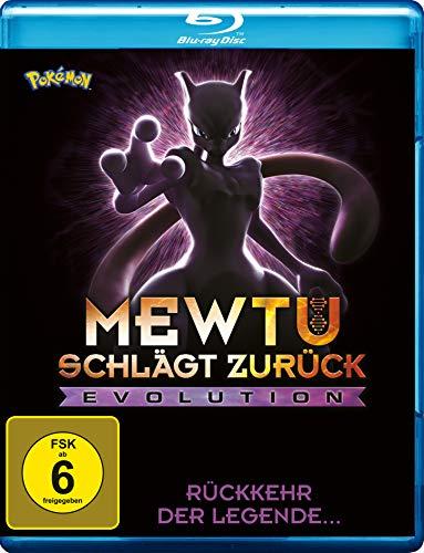 Pokémon: Mewtu schlägt zurück – Evolution [Blu-ray]