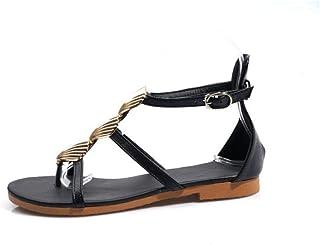 T Para Mujer Zapatos esYamp; Sandalias Chanclas Amazon iuPkOXZ
