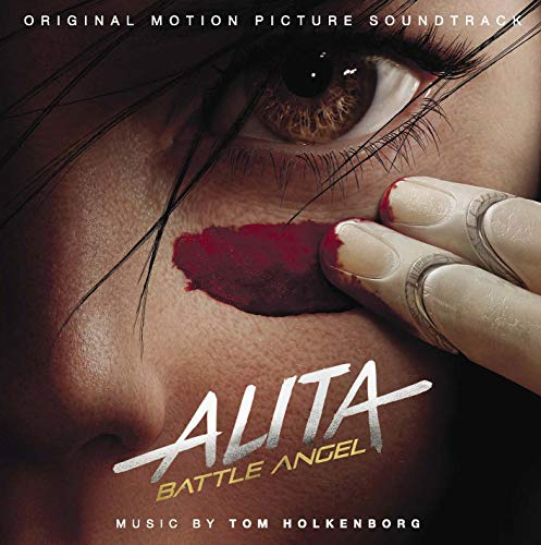 Alita: Battle Angel [CD]