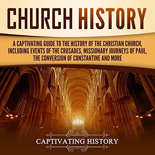 Couverture de Church History