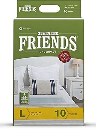 FRIENDS Ultrathin Underpads (2 Packs)