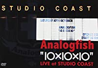 """10×10×10"" LIVE at STUDIO COAST [DVD]"