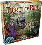 Days of Wonder-Ticket to Ride: Heart of Africa Map Collection Volume 3-Juego de Mesa Vol 3 DW720117 ,...
