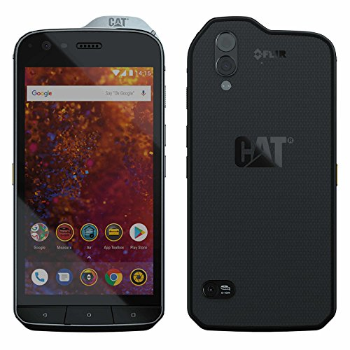 CAT Phones S61 Rugged IP69 Waterproof, Military Standard MIL SPEC 810G Smartphone 4+64G Dual...