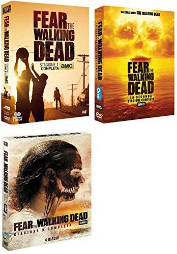 FEAR THE WALKING DEAD - Stagioni 1-2-3 (9 Dvd) (Ed. Italiana)