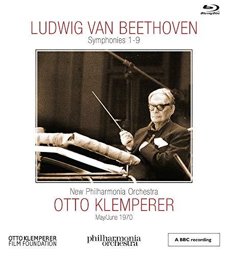 Otto Klemperer, New Philharmonia Orchestra Box - Ludwig van Beethoven: Sinfonien 1-9 (Limitierte Luxusausgabe)