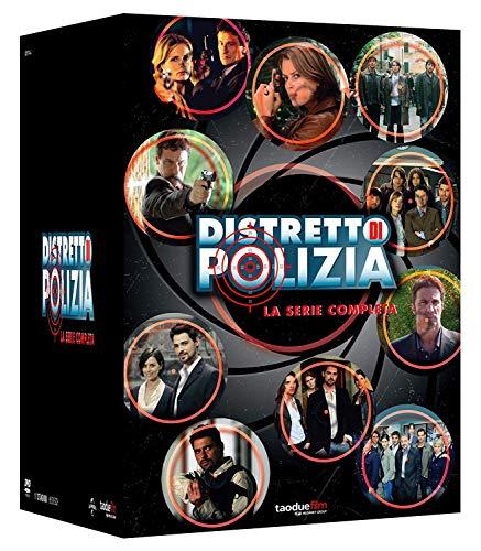 Distretto Di Polizia Stg.1-11 (Coll.Comp.) (Box 69 Dv)