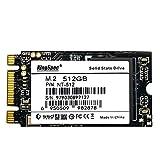 KingSpec 2242 NGFF 512GB M.2 SSD SATA III 6Gb/s Internal Solid State Drive for Ultrabook (512GB) …… …