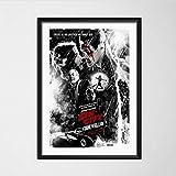 lubenwei Sin City Quentin Tarantino Filmkunst Malerei