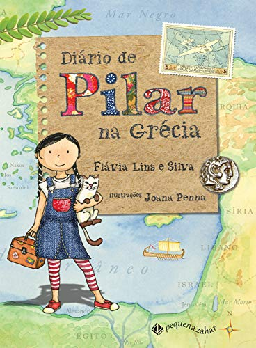 Diário de Pilar na Grécia