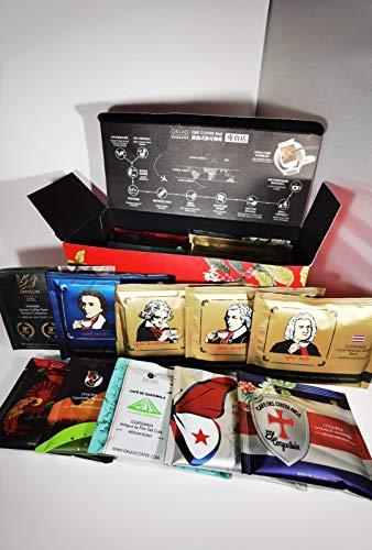 OKLAO Kaffee Drip Bag Taste Box -